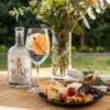 Kangaroo Island Spirits Gin pictured with platter